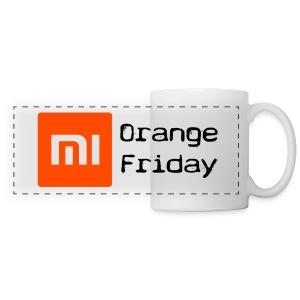 Orange Friday - Tasse  - Panoramatasse