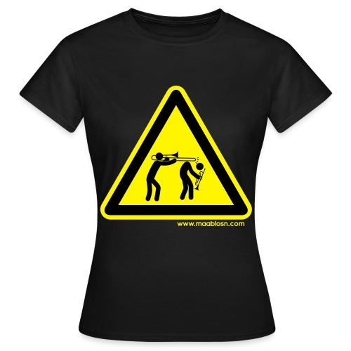 Posaune - Frauen T-Shirt