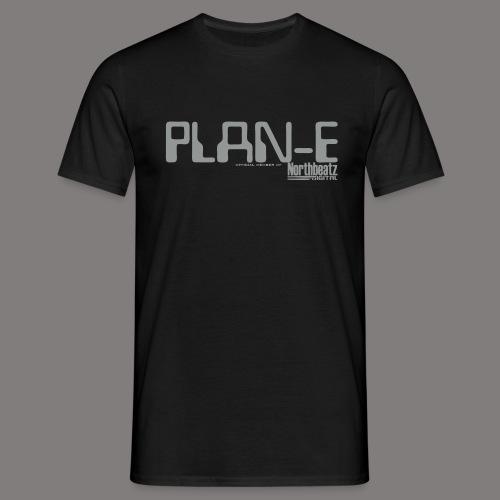 Plan-e - Männer T-Shirt