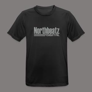 Shirt - Männer T-Shirt atmungsaktiv