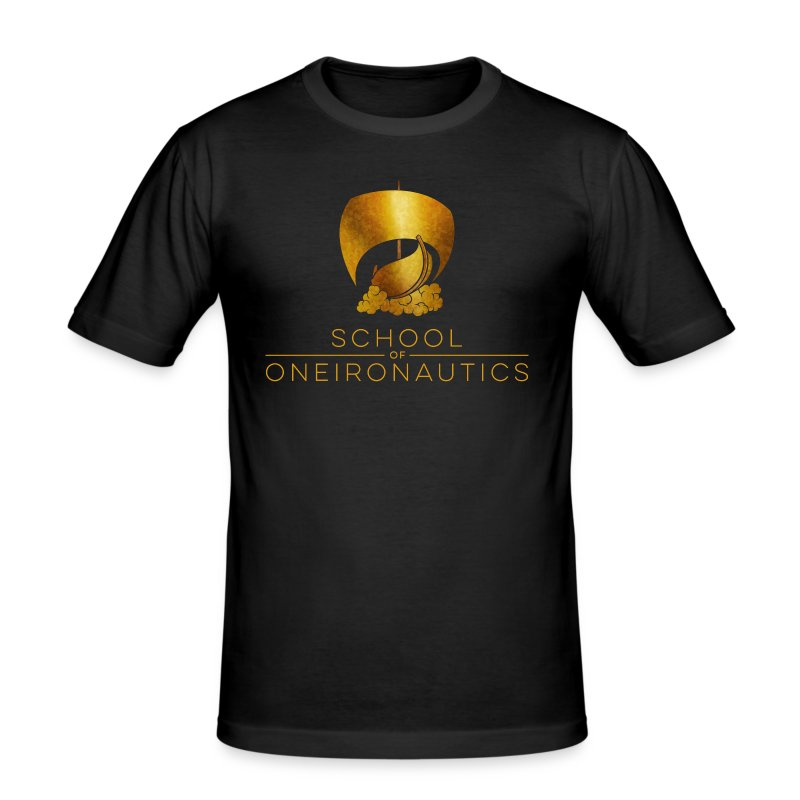 School Of Oneironautics Schiff - Slim Fit - Männer Slim Fit T-Shirt