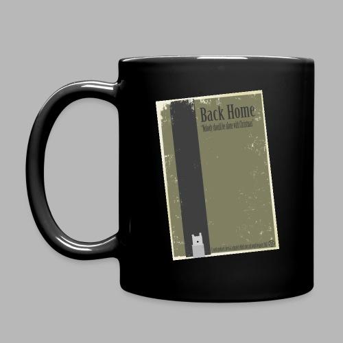 Back Home Mug - Full Colour Mug