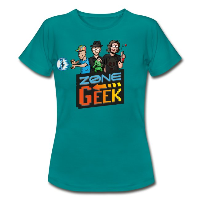 NEW Dessin T-Shirt Femme