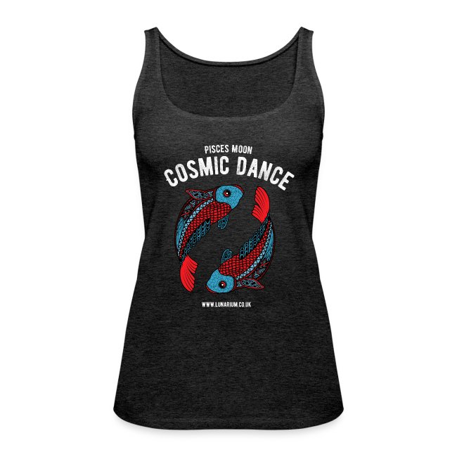 Pisces Moon Women's Premium Tank Top