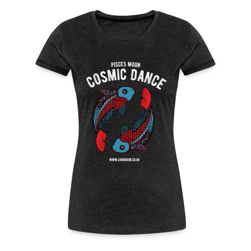 Pisces Moon Women's Premium T-Shirt - Women's Premium T-Shirt