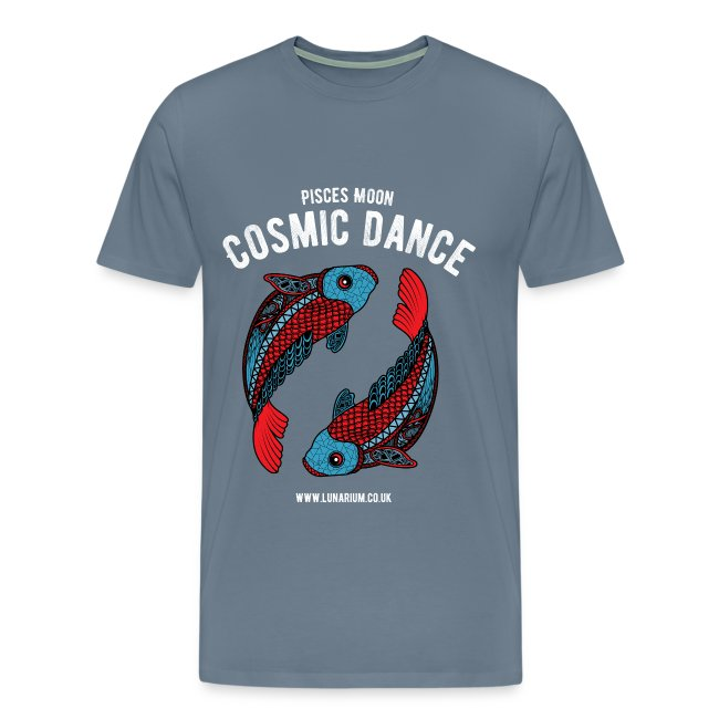 Pisces Moon Men's Premium T-Shirt