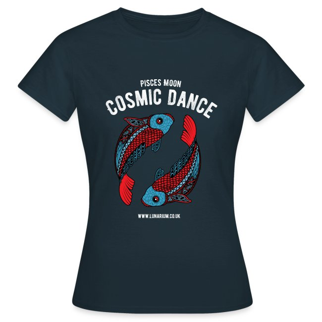 Pisces Moon Women's T-Shirt