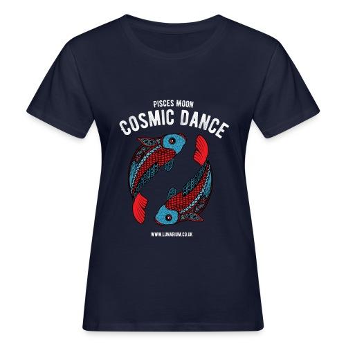 Pisces Moon Women's Organic T-shirt  - Women's Organic T-shirt