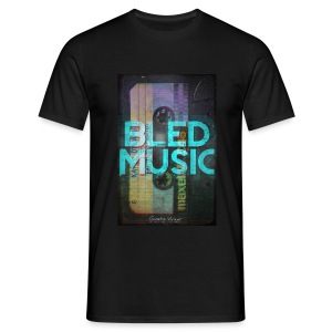 BLED MUSIC - T-shirt Homme