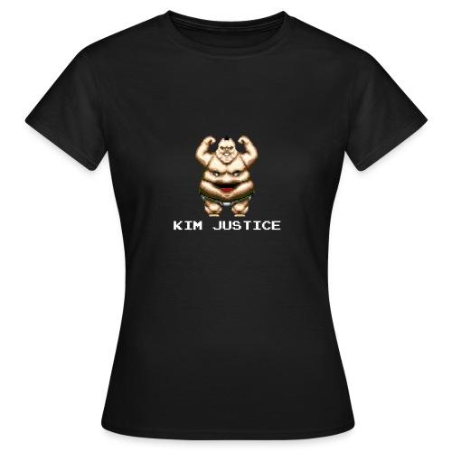 Kim Justice Fatman Women's T-Shirt - Women's T-Shirt