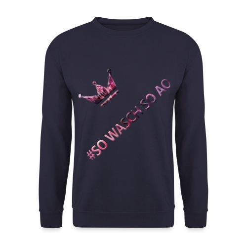 #SOWASCHSOAO Pullover Mann - Männer Pullover