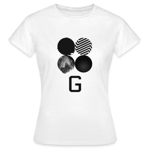 BTS-WINGS ver G Tee Shirt  - T-shirt Femme
