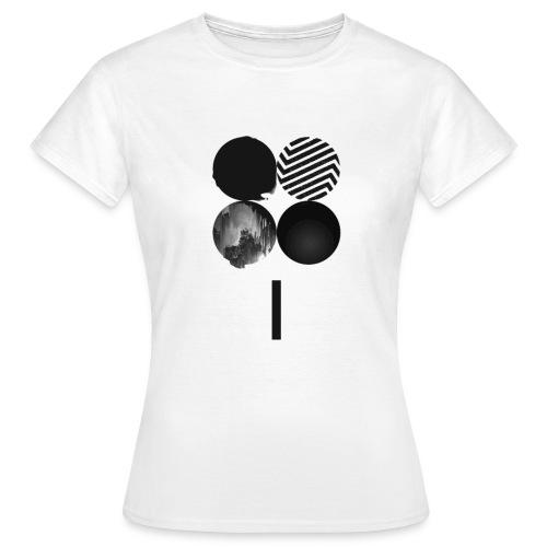 BTS-WINGS ver I Tee Shirt - T-shirt Femme