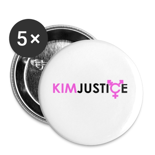 Kim Justice 25mm Buttons - Buttons small 25 mm