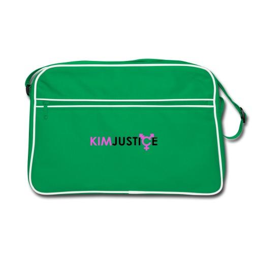 Kim Justice Retro Bag - Retro Bag