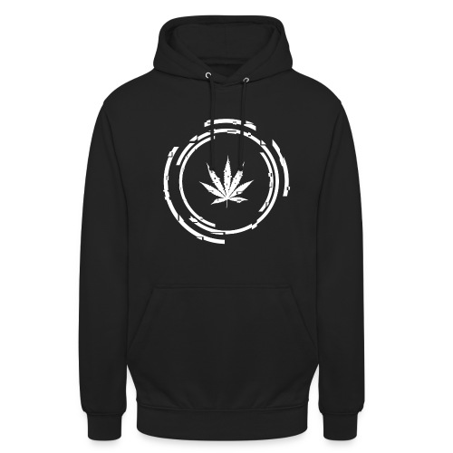 zhnsqd_weedleaf - Unisex Hoodie