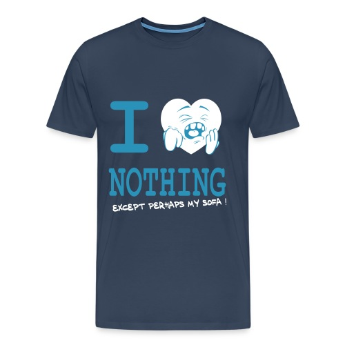 I love nothing - T-shirt Premium Homme