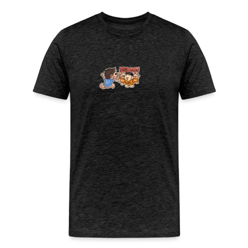 MIUI Welcome - Fan T-Shirt - Männer Premium T-Shirt