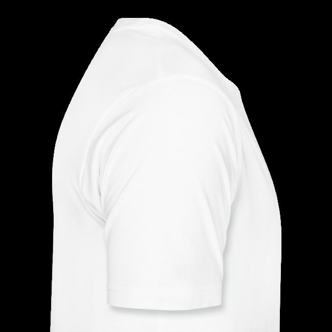 München Koordinaten (Vintage/Weiß) S-5XL T-Shirt