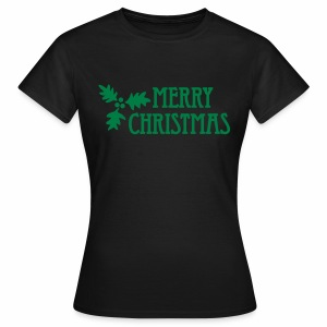 Merry Christmas - Vrouwen T-shirt