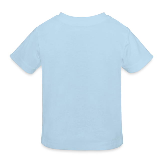 München Koordinaten (Vintage/Schwarz) Kinder Bio T-Shirt