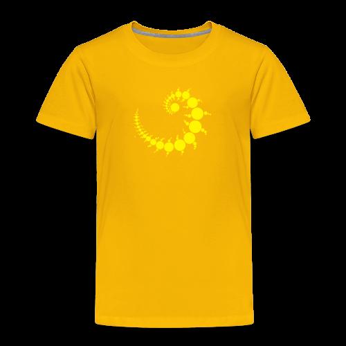 Kornkreis_KidsT_0 - Kinder Premium T-Shirt