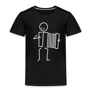 Accordeonist - Kids' Premium T-Shirt