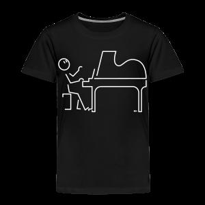 Grand piano - Kids' Premium T-Shirt