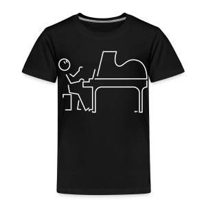 Grand piano - Kids' Premium T-Shirt