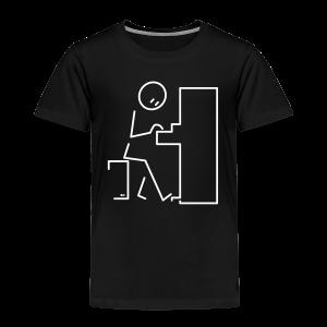 Pianist - Kids' Premium T-Shirt