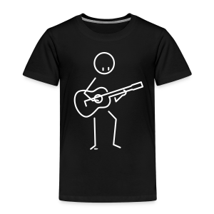 Guitarist - Kids' Premium T-Shirt