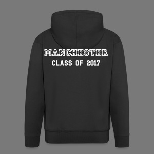 Manchester Class of '17 Hoody Men - Men's Premium Hooded Jacket