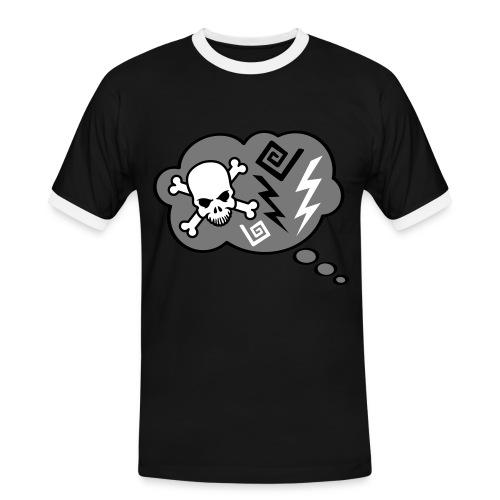 Je suis en colère - T-shirt contrasté Homme