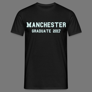 Manchester Grad Reflective - Men's T-Shirt