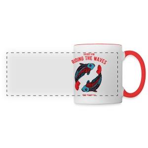 Pisces Sun Panoramic Mug - Panoramic Mug