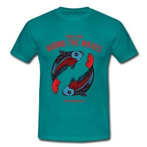Pisces Sun Men's T-Shirt - Men's T-Shirt