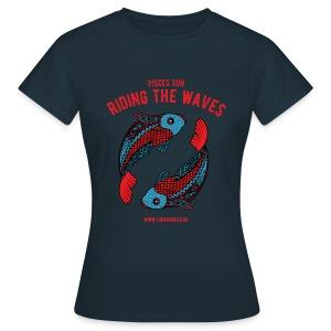 Pisces Sun Women's T-Shirt - Women's T-Shirt