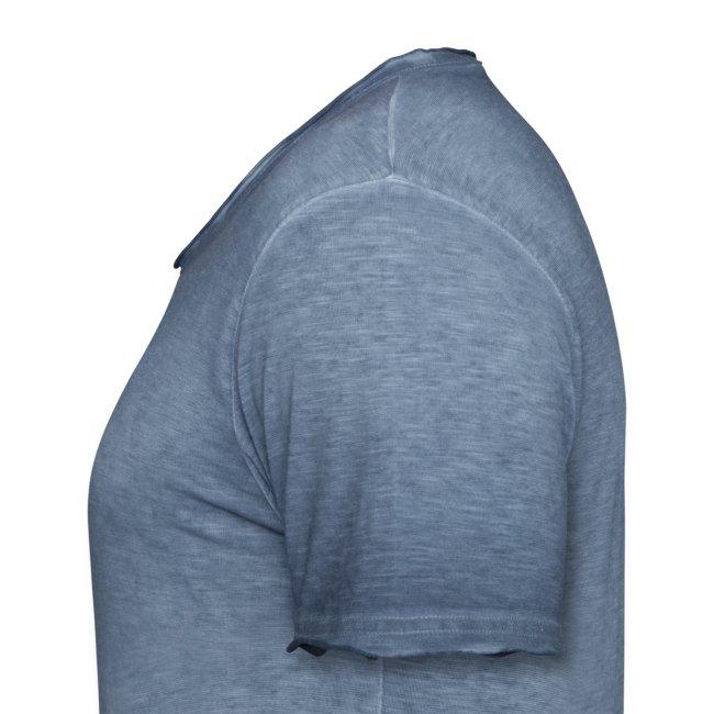 Pisces Sun Men's Vintage T-Shirt
