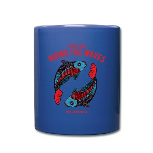 Pisces Sun Full Colour Mug - Full Colour Mug
