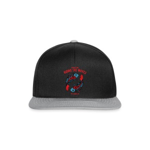 Snapback Cap - with an original zodiacal design and a motto written by a professional astrologer