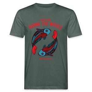 Pisces Sun Men's Organic T-shirt - Men's Organic T-shirt