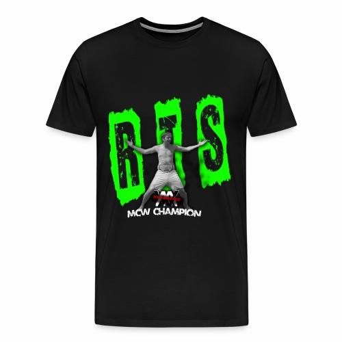RTS Champion Shirt - MCW Champion 2015 - Männer Premium T-Shirt