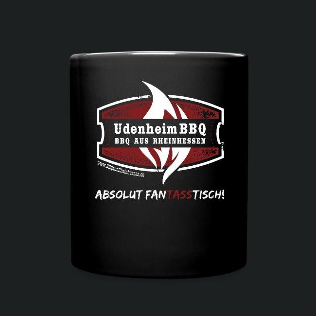 "Kaffeetasse ""Absolut fanTASStisch"" Premiumdruck"