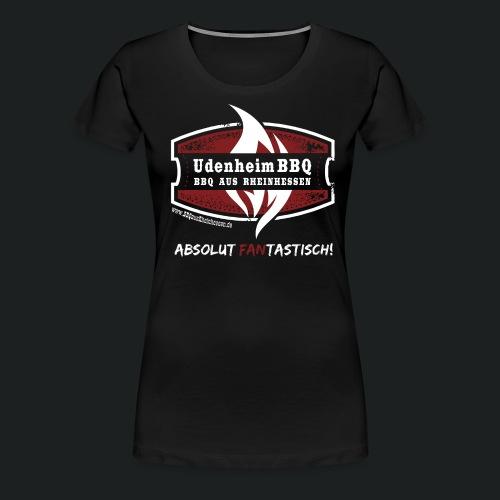 UdenheimBBQ Fan-innen Shirt - Frauen Premium T-Shirt