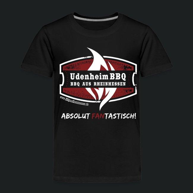 UdenheimBBQ Junior-Fan-Shirt