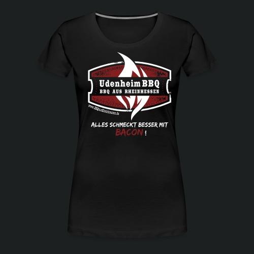 Frauen Shirt  - Frauen Premium T-Shirt