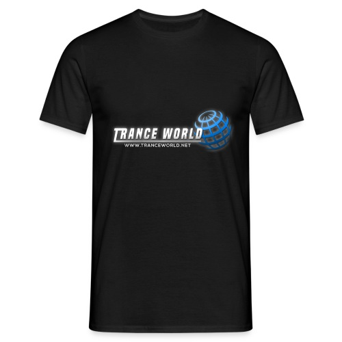 Trance World - Men's T-Shirt - Men's T-Shirt