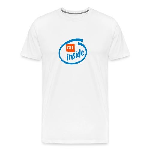 Mi Inside Fan T-Shirt - Männer Premium T-Shirt