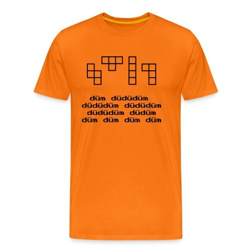 dümdüdüdüm - T-Shirt in vielen Farben - Männer Premium T-Shirt