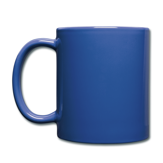 Habe die Ehre (Vintage/Weiß) Tasse
